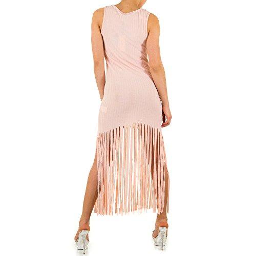 Ital-Design -  Vestito  - Donna Rosa - rosa