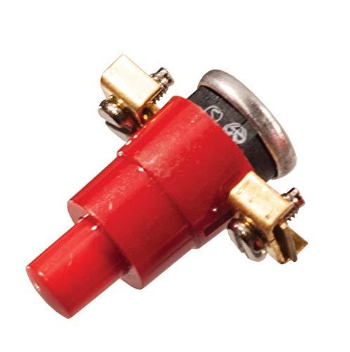 Einphasen-Thermoschalter, Bimetallschalter, 1-polig 16A / 250V Thermoschutzschalter Kabeltommel
