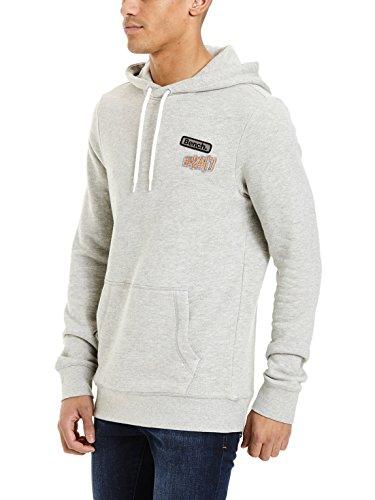 Bench Herren Sweatshirt Hoodie Grau