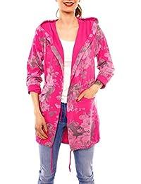 san francisco 27452 ff99c Suchergebnis auf Amazon.de für: damen strickjacke pink ...