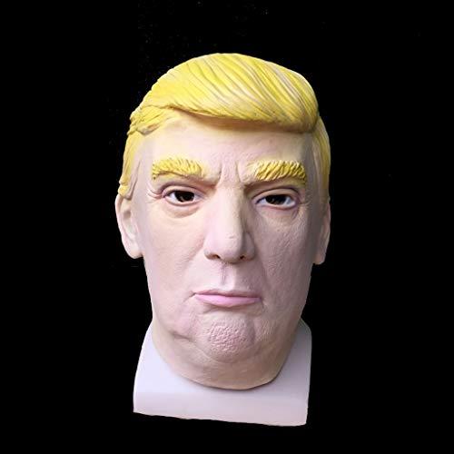 PPM Kreative Donald Trump Maske - Präsident Berühmte Personen Prominente Menschliche Latexmaske