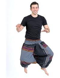 - Pantalon sarouel nepalais brillant aladin indien -