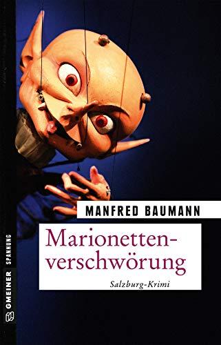 Marionettenverschwörung: Meranas siebter Fall (Martin Merana 7)