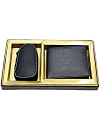 [Sponsored]Vanalika Combo Of Gents Wallet And 6 In 1 Grooming Kit(Gift Set Made Of Leatherite)