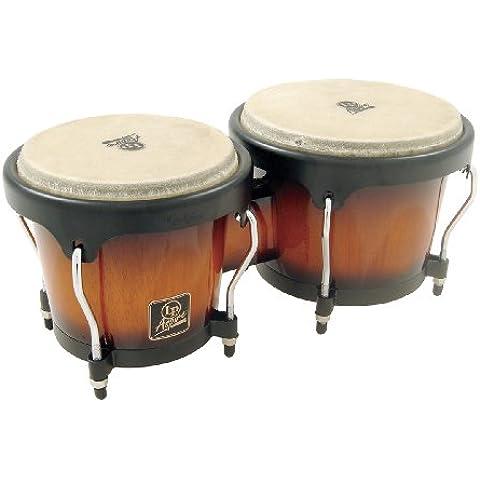 LP Latin Percussion LP810508 Aspire Wood Bongo Vintage Sunburst LPA601-VSB