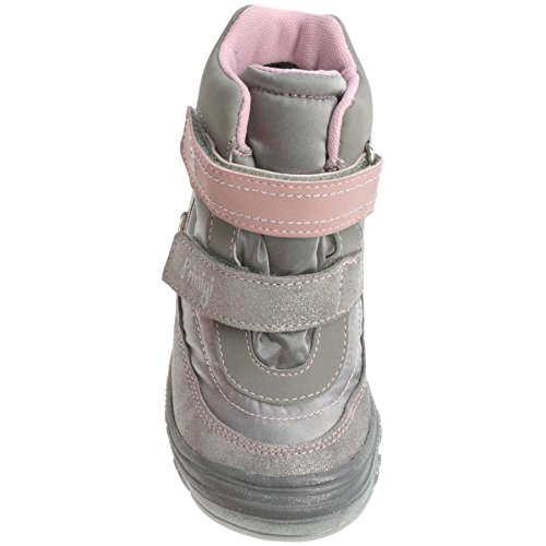 Primigi Kalmar 1 E, Boots fille Gris (Grigio/Grig Ch)