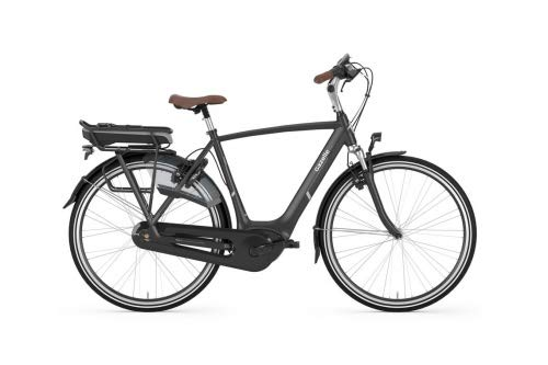 Gazelle Hollandrad Arroyo C7+ Herren schwarz 2018 Gr. 57 cm