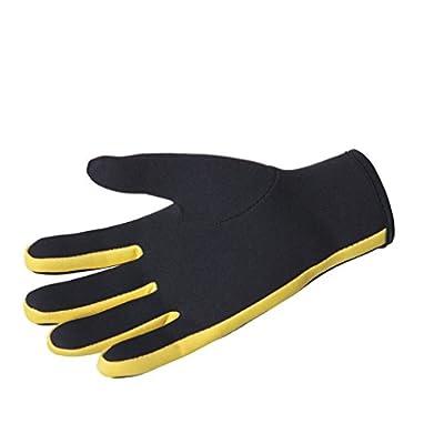 Vollter Adult Scuba Premium-Neopren 1.5mm Tauchen Schwimmen Schnorcheln Anti-Rutsch-Handschuhe