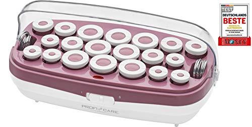 ProfiCare PC-Lw 3028 Lockenwickler-Set für langanhaltende voluminöse Locken// 20 Wickler in 3 verschiedenen Größen//Ionisierungsfunktion// 350 W