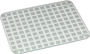Typhoon Squares Glass Work Surface Protector