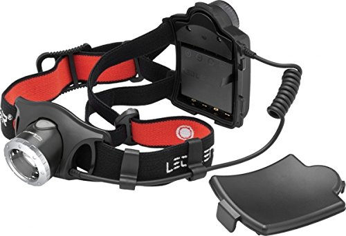 ZWEIBRÜDER Led-Lenser Stirnlampe H7.R2P 300 Lumen