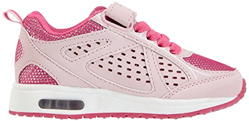 Prinzessin Lillifee 430645, Baskets Basses fille Rose - Pink (Rosa)