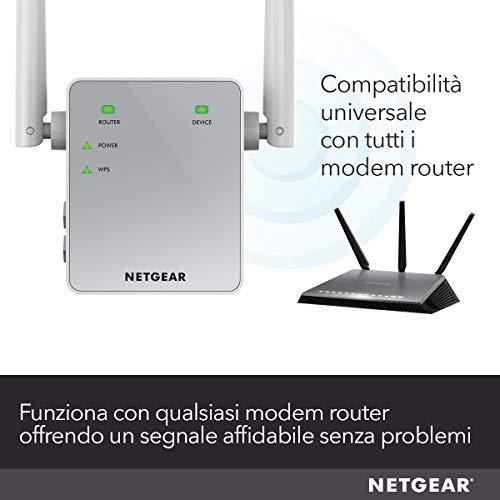 Zoom IMG-3 netgear ex3700 ripetitore wifi wireless