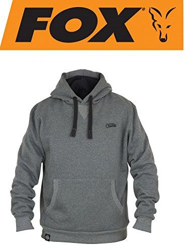 Fox Hoody Chunk Ribbed Kapuzenpullover