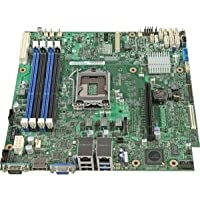 Intel S1200V3RPM server Motherboard–intel C224chipset–socket H3lga-1150–5pezzi–micro ATX–1x Processor Support–32GB DDR3SDRAM da  RAID massimo supportato controller–On-Board video chipset–DBS1200V3RPM
