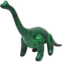 Aufblasbare Dekoration Aufblasbarer Dinosaurier 76cm T-rex Mitgebsel Spielzeug Deko Fasching Dino Party- & Eventdekoration