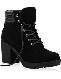suchergebnis auf f r ankle boots zum schn ren schuhe handtaschen. Black Bedroom Furniture Sets. Home Design Ideas