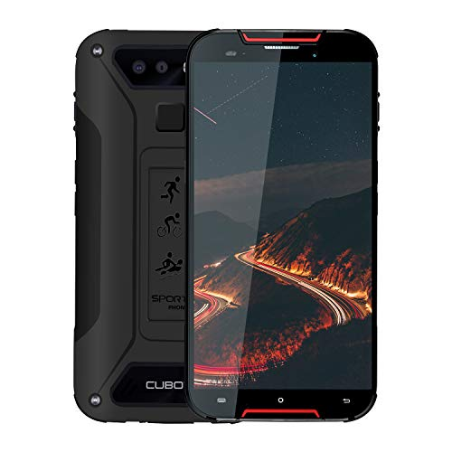 CUBOT Quest Lite Smartphone Robusto Android 4G Especial