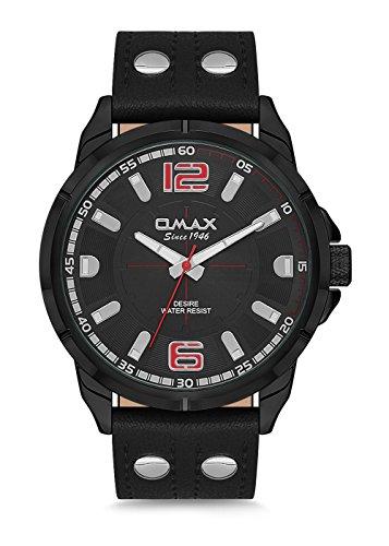 Omax GX08M22I Herrenuhr sportlich und elegant