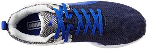 Puma Aril Blaze, Baskets Homme Bleu (blau (gris-glacier-surf Sur Le Web 07))
