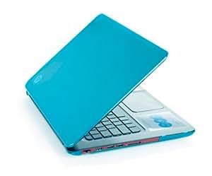 iPearl mCover HARD Shell CASE for 15.6-inch HP ENVY 6 1XXX series sleekbook laptop (AQUA)