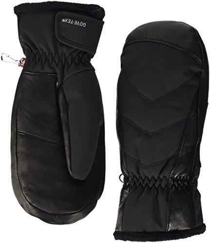 Ziener Damen Kierali Gtx(R)+Gore Warm PR Mitten Lady Gloves Alpinhandschuhe, Black, 7