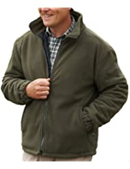 Champion, Glen Country Estate - Chaqueta acolchada con forro polar
