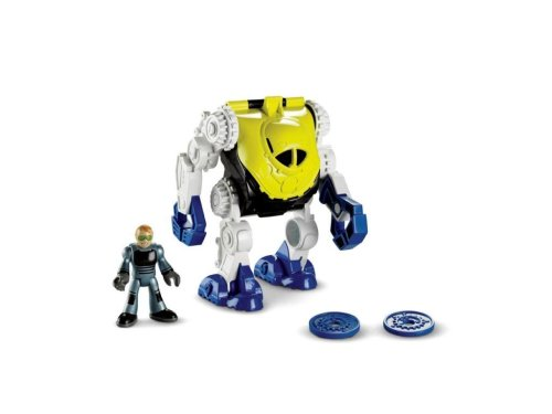 Fisher-Price - P8083 - Figurine - Figurine Espace Imaginext - Robot