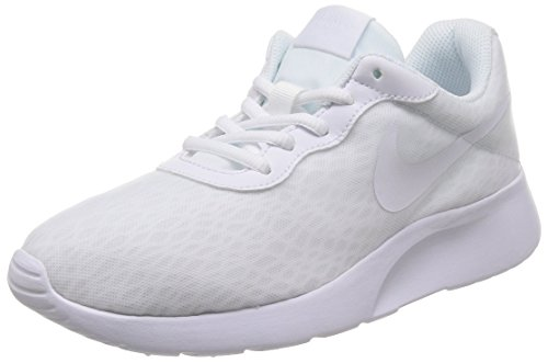 Da Bianco bianco Blu Fuori Donna Bianco Ginnastica Scarpe Wmn Nike Br Bianco Bianco Tanjun PawISnqv