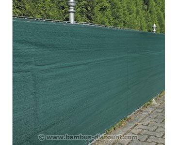 bambus-discount.com Sichtschutz Zaun grün, Blende mit 180 x 500cm   Garten > Zäune und Sichtschutz   Grün   bambus-discount.com