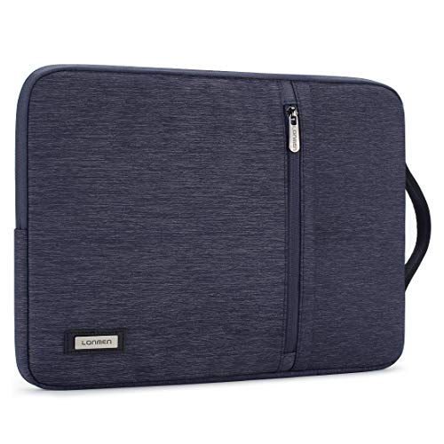 LONMEN 13-13,3 Zoll Laptophülle Notebook Tasche Schutzhülle für Apple MacBook Pro/Air/13,3