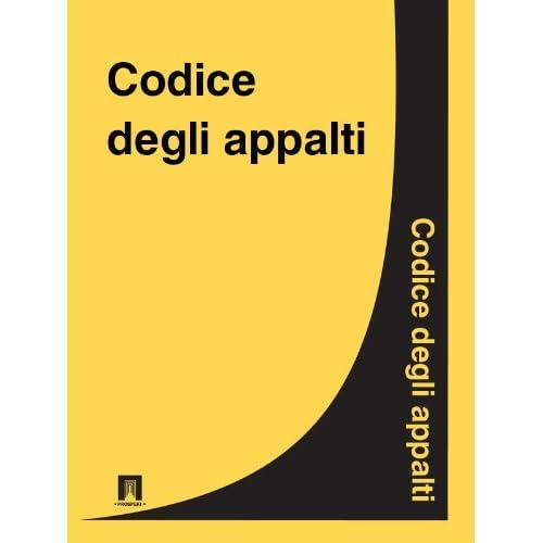 Codice Degli Appalti (Italia)