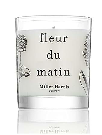 MILLER HARRIS Bougie Parfumée Fleur du Matin, 185 g