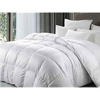 Viceroybedding Luxury Goose Feather and Down Duvet / Quilt , 10.5 ... : feather and down quilts - Adamdwight.com