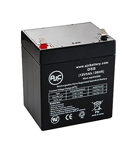 Batterie Hemochron Hemochron 8000 12V 5Ah Médical - Ce produit est un article de remplacement de la marque