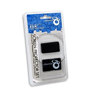 PSP Screen Protector Set