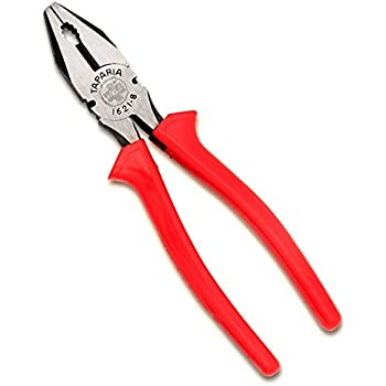 Taparia Insulated Lineman Combination Cutting Plier