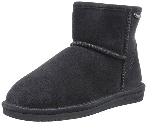 Bearpaw Demi, Damen Kurzschaft Stiefel, Grau (Charcoal 030), 39 EU (6 Damen UK)