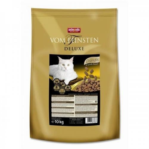 Animonda vom Feinsten Deluxe Grandis 10 kg, Trockenfutter, Katzenfutter