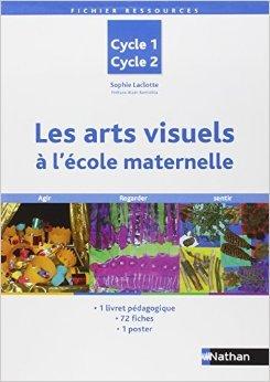 Les arts visuels  la maternelle, Cycle 1 et 2 de Sophie Laclotte,Alain Bentolila (Prface) ( 15 fvrier 2007 )