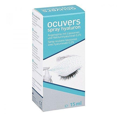 Ocuvers spray hyaluron 15 ml
