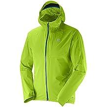 Salomon Bonatti impermeable chaqueta–SS16