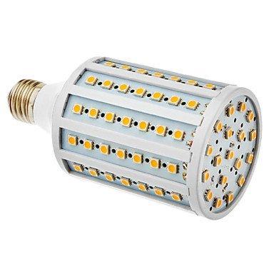 Ampoules–E2720W 102x 5050SMD 3000K Blanc Chaud Ampoule LED de maïs (220V)