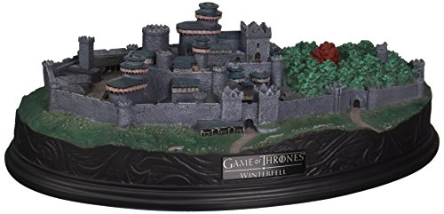 Factory Entertainment Game of Thrones Winterfell Desktop Sculpture