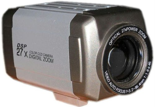 NPC 480 TVL CCTV Camera with 27x Optical Zoom  available at amazon for Rs.6590