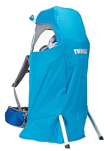 Thule Erwachsene Rain Cover Sapling Child Carrier, Blue, Sapling Child Carrier Rain Cover