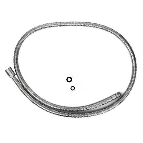 Ersatzbrauseschlauch aus Metall 1330005065 für diverse Franke Armaturen / Ersatzteil / Brauseschlauch / Franke