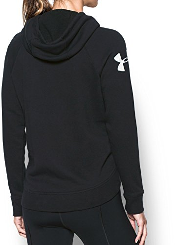 Under Armour UA Favorite Fleece Camo Logo Black/ Ridge Reaper® Forest