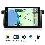 YUNTX Android 8.0 Autoradio pour BMW E46/ M3 / 3 series(1998-2005) | GPS 2 Din |...