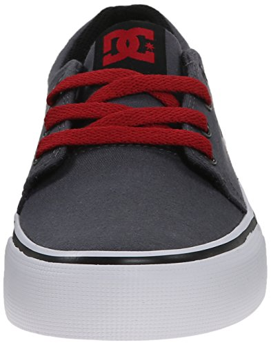 DC Shoes - Trase Tx, Scarpe per bambini e ragazzi Grey/black/red
